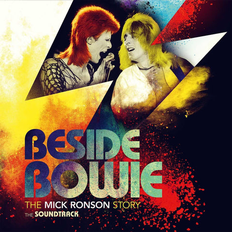 David Bowie - Beside Bowie: The Mick Ronson Story (The Soundtrack) [New 2x 12-inch Red Vinyl LP]