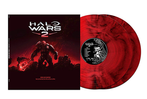 Gordy Haab, Brian Trifon & Brian Lee White ‎- Halo Wars 2