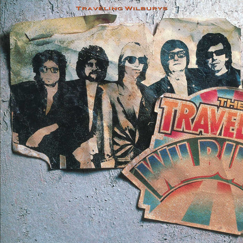 "Traveling Wilburys - Vol 1 (12"" Vinyl LP)"
