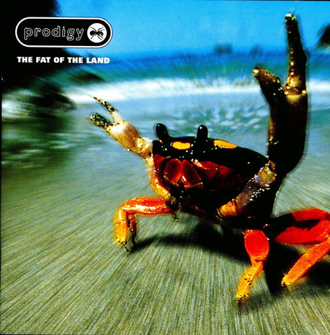 Prodigy, The - The Fat Of The Land [New 2x 12-inch Vinyl LP]