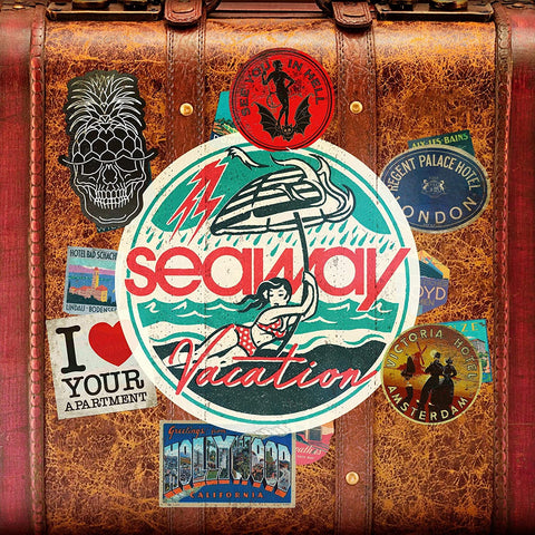 Seaway - Vacation [New 1x 12-inch Vinyl LP]