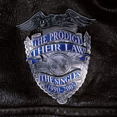 Prodigy, The - Their Law - The Singles 1990-2005 [New 2x 12-inch Silver Vinyl LP]