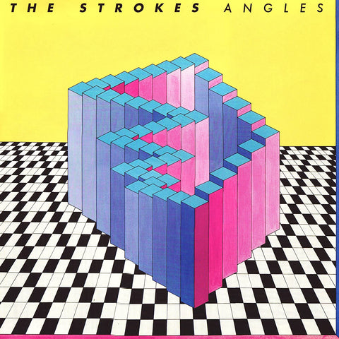 Strokes - Angles [New 1x 12-inch Vinyl LP]