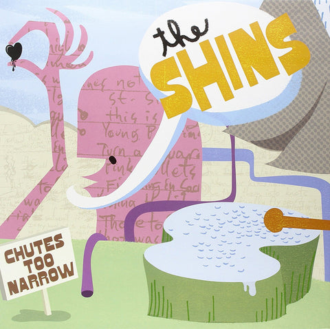 "The Shins - Chutes Too Narrow (12"" Vinyl)"