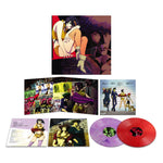 "Seatbelts - Cowboy Bebop [New 2x 12-inch ""Swordfish II"" Red + ""Red Tail"" Purple Marbled Vinyl LP]"
