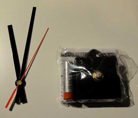 "Vinyl Guru Clock Kit - All you need to make a 12"" Record clock"