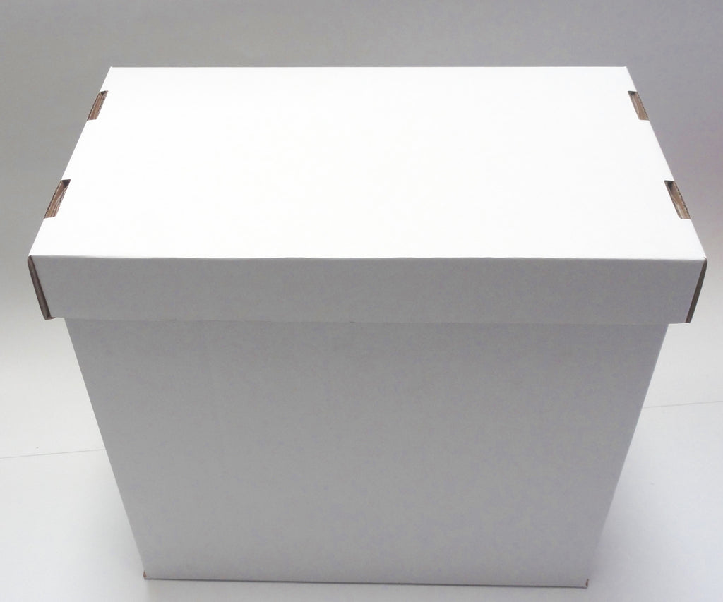 Vinyl Guru Cardboard Storage Box For 12 Inch 33rpm Lp