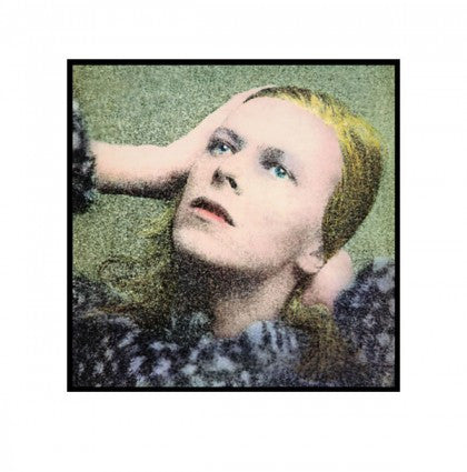 """Hunky Dory"" - David Bowie (Limited Edition Print Signed by David Bowie & Terry Pastor)"