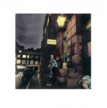 """Ziggy Stardust"" - David Bowie (Limited Edition Signed Print)"