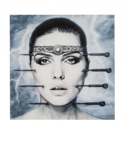 """KooKoo"" - Debbie Harry (Limited Edition Print Signed by H. R. Giger, Debbie Harry & Chris Stein)"