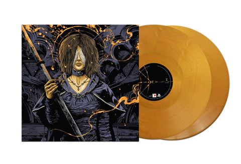 Shunsuke Kida - Demon's Souls [New 2x 12-inch Gold Vinyl LP]