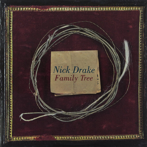 "Nick Drake ‎– Family Tree (12"" Double Vinyl LP)"