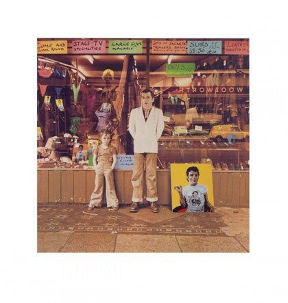 """All New Boots And Panties"" - Ian Dury (Limited Edition Print Signed by Peter Blake & Chris Gabrin)"