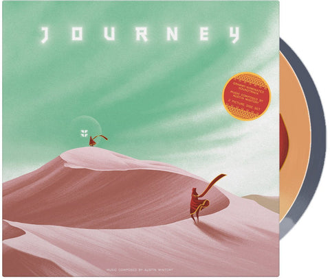 Austin Wintory - Journey [New 2x 12-inch Vinyl LP Picture Disc]