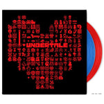 Toby Fox - UNDERTALE [New 2x 12-inch Blue + Red Vinyl LP]