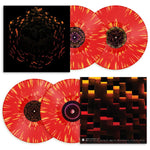C418 - Minecraft Volume Beta [New 2x 12-inch Fire-Splatter Red Vinyl LP]