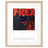 """Metal Guru"" - T. Rex (Limited Edition Print by Morgan Howell)"