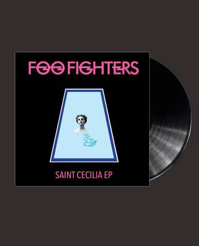 "Foo Fighters - Saint Cecilia EP (12"" Vinyl)"