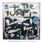 """Never Mind The Punk 45"" - The Jam - In The City Décollage (Limited Edition Print Signed by Mal-One)"