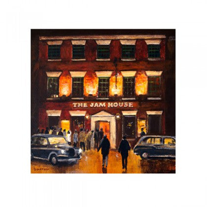 """Jam House"" - Ocean Colour Scene (Limited Edition Print Signed by Ocean Colour Scene)"
