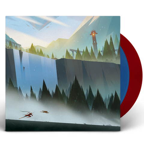 Austin Wintory - The Pathless [New 2x 12-inch Vinyl LP]
