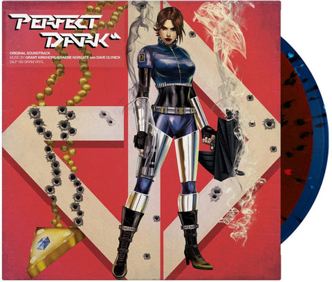 Grant Kirkhope, Graeme Norgate & David Clynick - Perfect Dark
