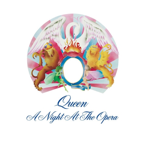 "Queen - A Night At The Opera (Studio Collection) (12"" Vinyl)"