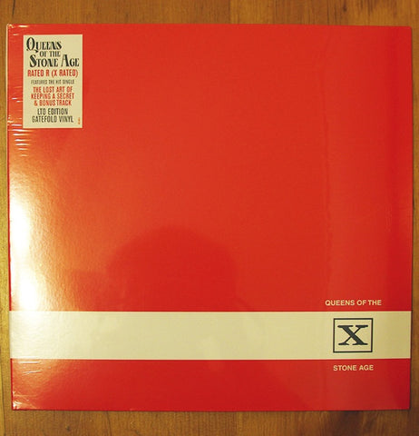 "Queens Of The Stone Age - Rated R (X Rated) (12"" Vinyl)"