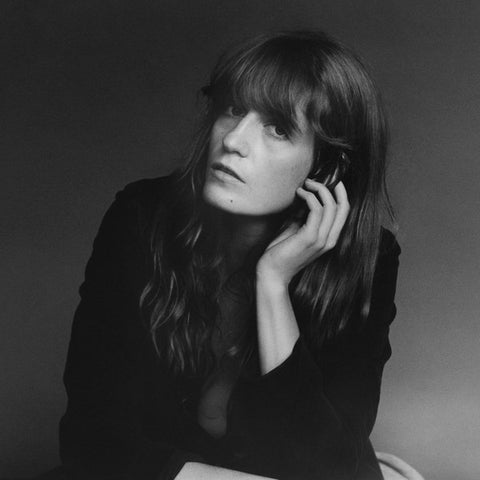 "Florence + The Machine ‎– How Big, How Blue, How Beautiful (Urban Outfitters Exclusive Cover 12"" Vinyl)"