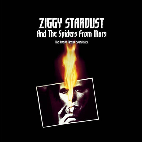 "David Bowie ‎– Ziggy Stardust And The Spiders From Mars (The Motion Picture Soundtrack) (12"" Vinyl LP)"