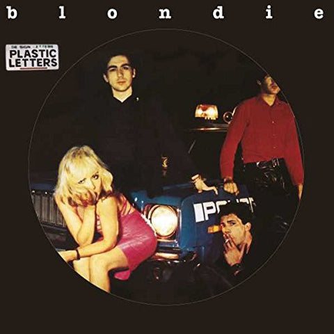 "Blondie - Plastic Letters (Picture Disc 12"" Vinyl LP)"