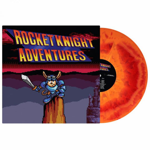 Konami Kukeiha Club - Rocket Knight Adventures