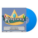 Landon Podbielski - Kingsway [New 1x 12-inch Blue Vinyl LP]