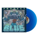 Toggle Switch - Project Blue [New 1x 12-inch Blue Vinyl LP]