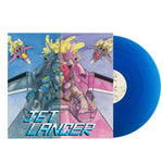Fat Bard - Jet Lancer [New 1x 12-inch Blue Vinyl LP]