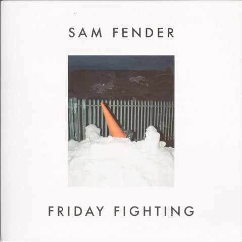 "Sam Fender - Friday Fighting / Leave Fast (7"" White Vinyl)"