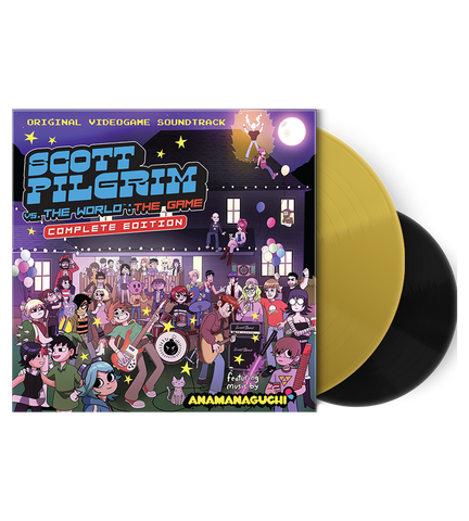 Anamanaguchi - Scott Pilgrim Vs. The World: The Game - Complete Edition [New 1x 12-inch + 1x 10-inch Vinyl LP]