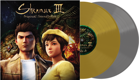 Ys Net - Shenmue III Original Soundtrack Music Selection [New 2x 12-inch Vinyl LP]