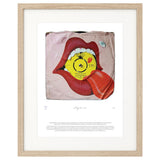 """Tumbling Dice"" - The Rolling Stones (Limited Edition Print by Morgan Howell)"