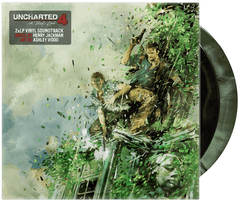 Henry Jackman - Uncharted 4: A Thief's End