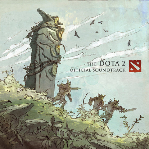 Valve Studio Orchestra - The DOTA 2 Official Soundtrack