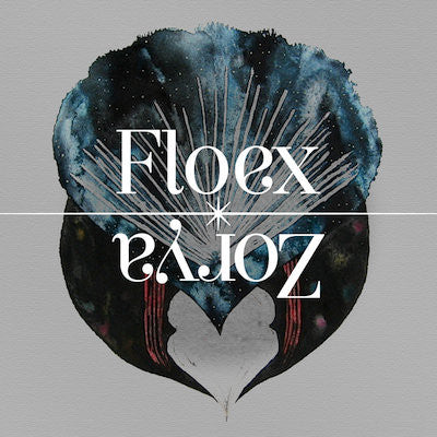 Floex - Zorya [New 1x 12-inch Black Vinyl LP]