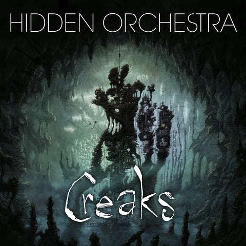 Hidden Orchestra - Creaks [New 2x 12-inch Blue Vinyl LP]