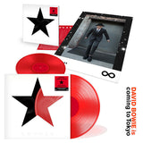 "David Bowie - Bowie Is Bundle -Blackstar (12"" Red Vinyl Limited Edition 3 Track Single plus Lady Stardust 7"" Picture Disc from David Bowie Is Exhibition Japan)"