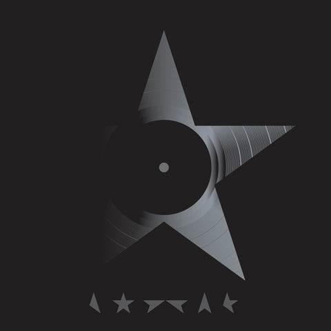 "David Bowie - Blackstar (12"" Vinyl LP with Diecut sleeve)"