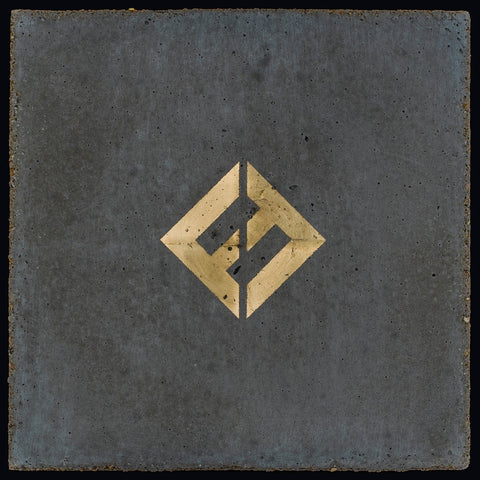 Foo Fighters - Concrete & Gold Pre-Order