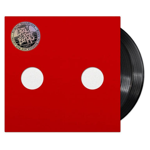 Doseone & Bob Larder - Gang Beasts [New 2x 12-inch Black Vinyl LP]