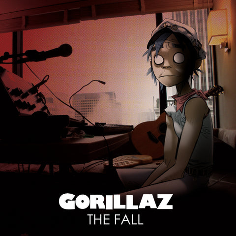 "Gorillaz - The Fall (New 12"" Vinyl LP)"