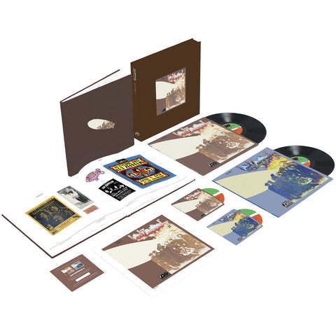 "Led Zeppelin - Led Zeppelin II (Remastered) (12"" Vinyl + CD + Book Super Deluxe Box Set)"