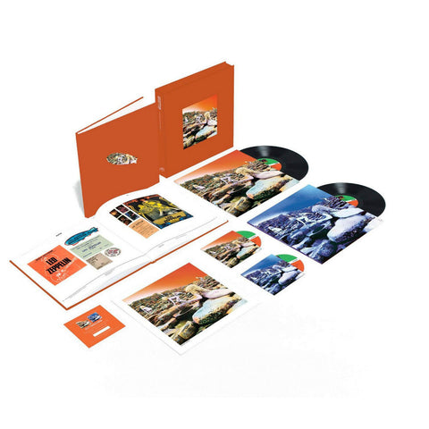 "Led Zeppelin - Houses of the Holy (Remastered) (12"" Vinyl + CD + Book Super Deluxe Box Set)"